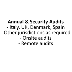 Annual & Security Audits