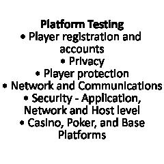 Platform Testing